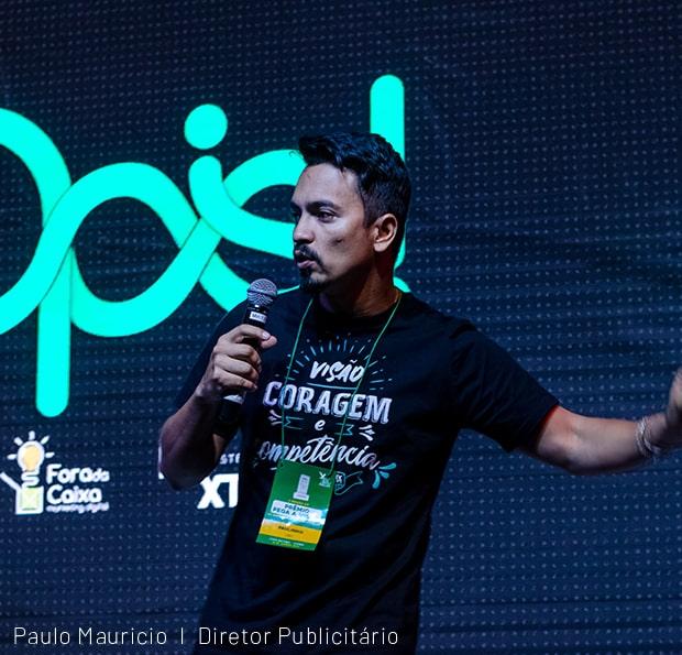 Paulo Mauricio Diretor Publicitario da Opis Agencia de Publicidade